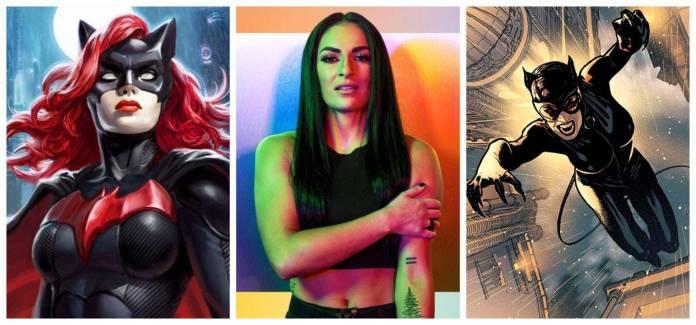 Sonya Deville: Catwoman | Batwoman