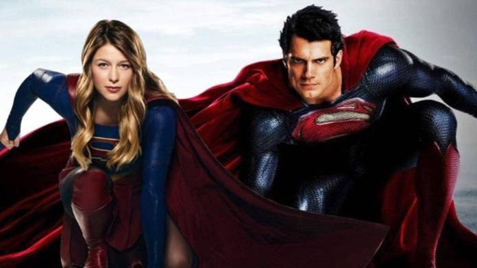 Superman Supergirl DCEU 2