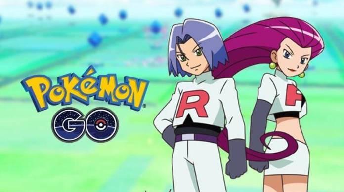 Pokémon Go (Equipo Rocket)