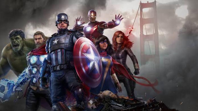 Salen a la luz imágenes de un juego cancelado de Avengers 1