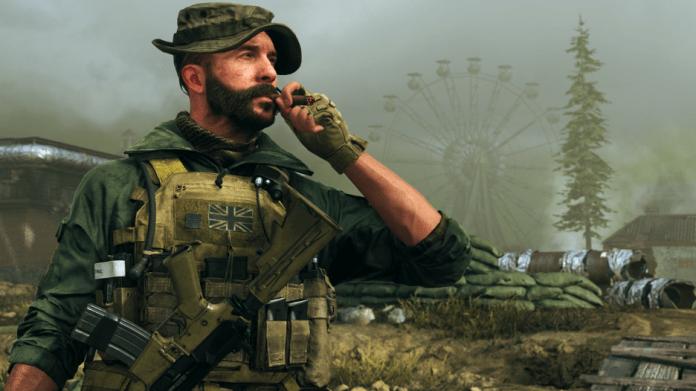 El Capitán Price lidera el combate en la 4a Temporada de Call of Duty: Modern Warfare, incluyendo Warzone 13