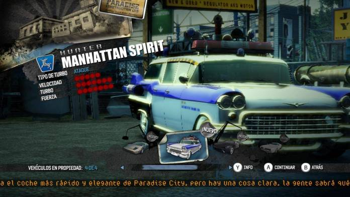 Reseña: Burnout Paradise Remastered (Switch) 4