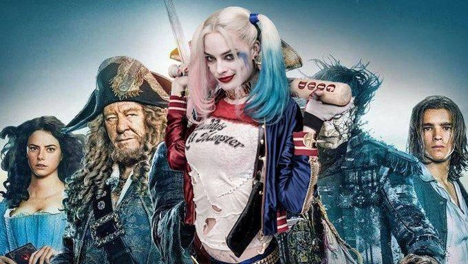 Margot Robbie protagonizará la nueva película de Piratas del Caribe 1