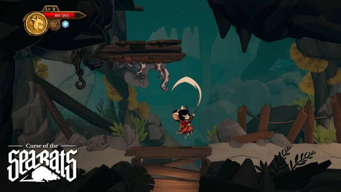 Curse of the Sea Rats comienza su campaña Kickstarter 4
