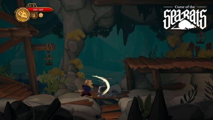 Curse of the Sea Rats ha alcanzado el 100% de su meta kickstarter en pocas horas 1