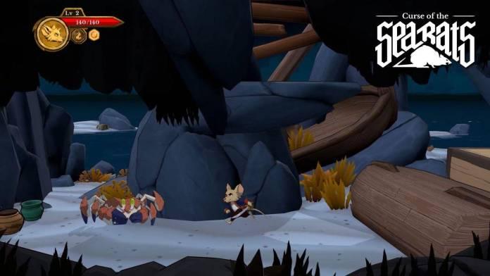 Curse of the Sea Rats comienza su campaña Kickstarter 2