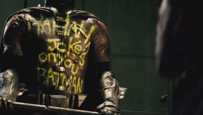 El Snyder Cut podría revelar la muerte de Robin 1