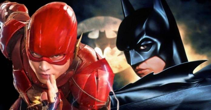 The Flash: Michael Keaton utilizará su batitraje e ignorará Batman Forever/Batman & Robin 1