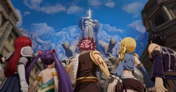El juego de Fairy Tail presenta nuevos detalles 1