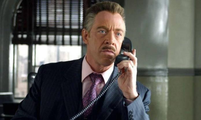 J. K. Simmons regresará como J. J. Jameson 1
