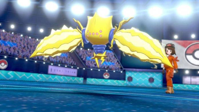 Pokémon Sword/Shield presenta dos nuevos legendarios 1