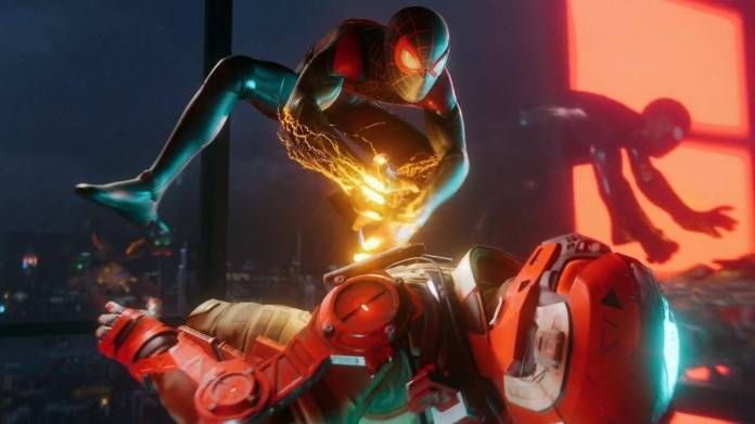Miles Morales protagoniza la secuela de Spider-Man de PS5 1