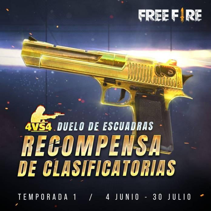 Free Fire: Se aproxima la siguiente temporada. 1