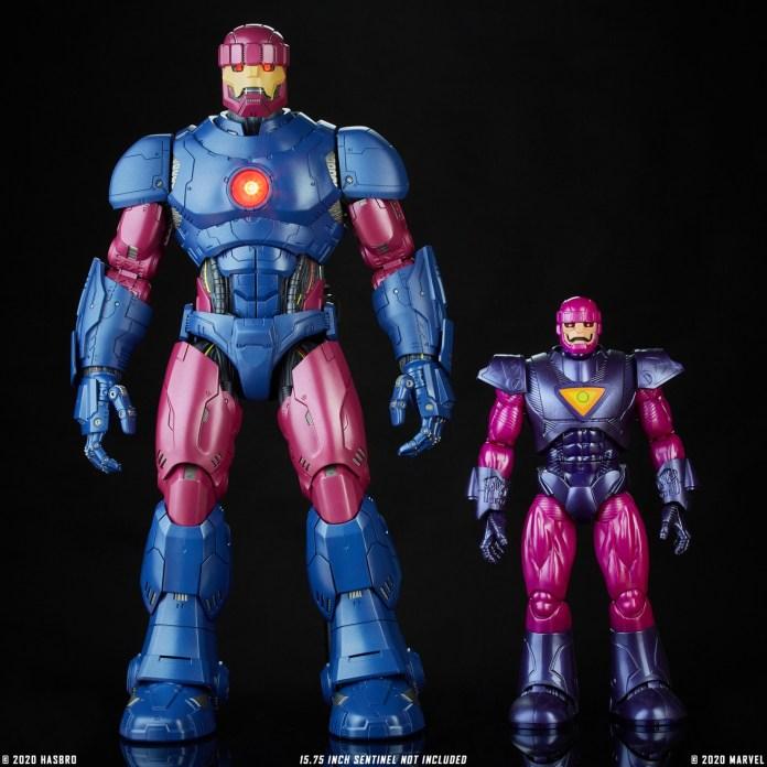 ¡Hasbro traerá el gigantesco Centinela de los X-Men a México! 3