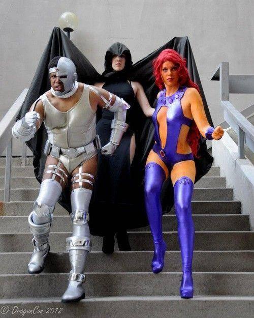 DC invita a los fans de Justice League a crear su propio cosplay de Cyborg, ¡Habrá 7 ganadores! 2