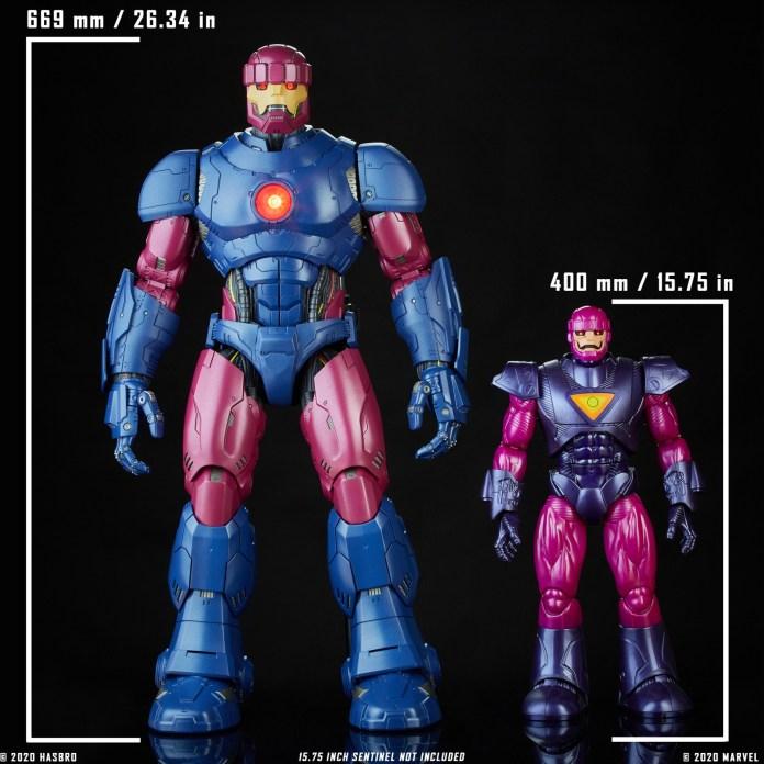 ¡Hasbro traerá el gigantesco Centinela de los X-Men a México! 10