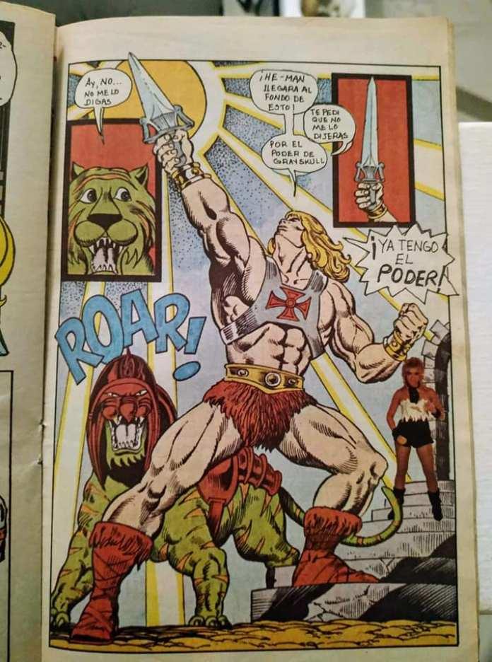 He-Man y Yuri: El crossover de los 80's que nadie recuerda 9