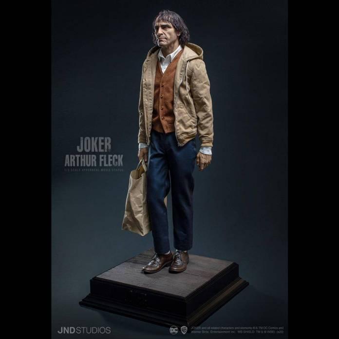 Joker: JND Studios presenta su impresionante figura de Arthur Fleck... de más de 50 mil pesos 10