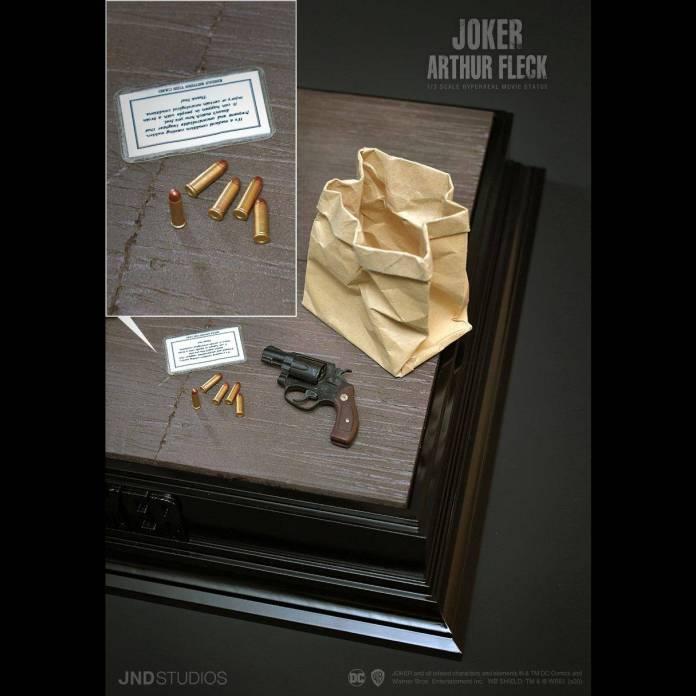 Joker: JND Studios presenta su impresionante figura de Arthur Fleck... de más de 50 mil pesos 13