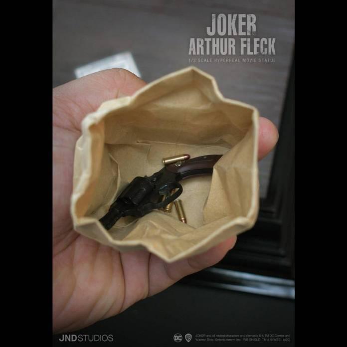 Joker: JND Studios presenta su impresionante figura de Arthur Fleck... de más de 50 mil pesos 14