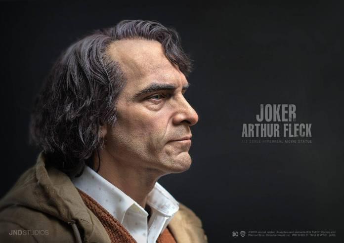 Joker: JND Studios presenta su impresionante figura de Arthur Fleck... de más de 50 mil pesos 3