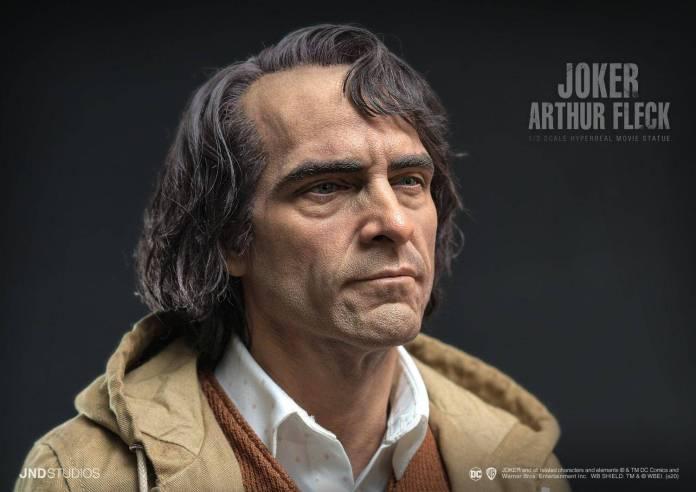 Joker: JND Studios presenta su impresionante figura de Arthur Fleck... de más de 50 mil pesos 4
