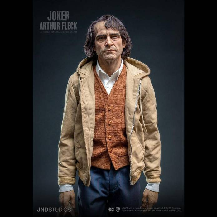Joker: JND Studios presenta su impresionante figura de Arthur Fleck... de más de 50 mil pesos 5