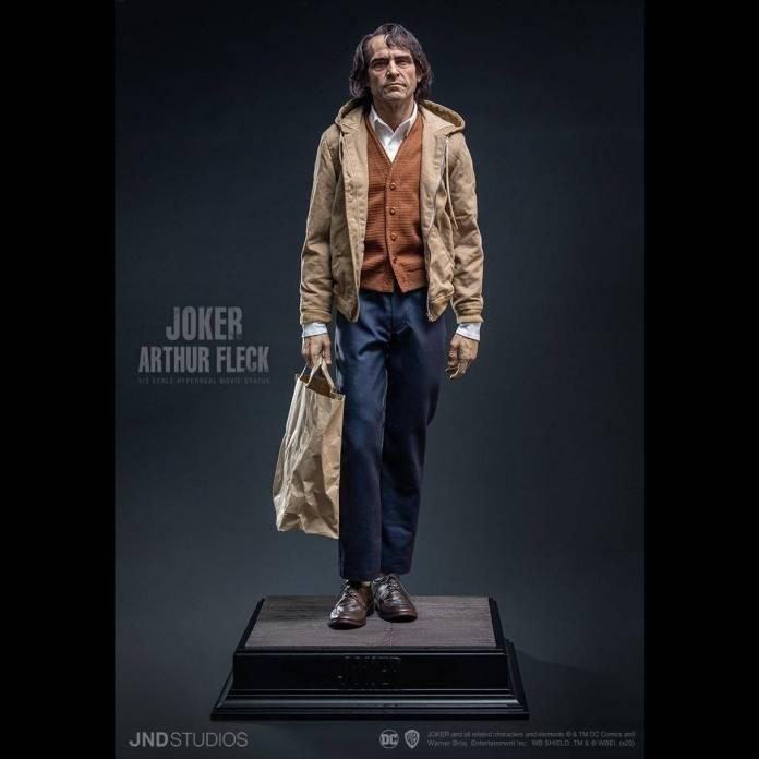 Joker: JND Studios presenta su impresionante figura de Arthur Fleck... de más de 50 mil pesos 9
