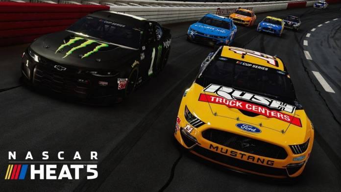 NASCAR Heat 5 ya está disponible 2