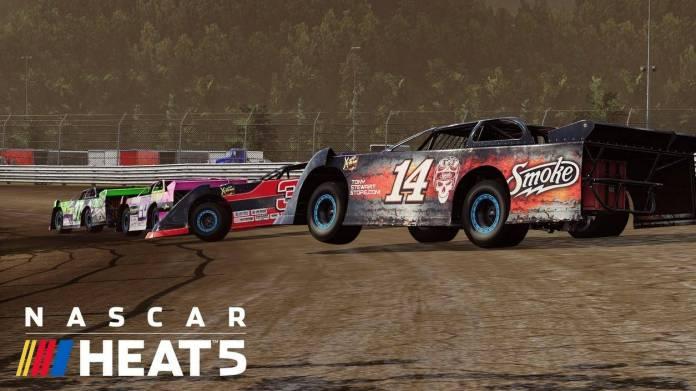 NASCAR Heat 5 ya está disponible 7