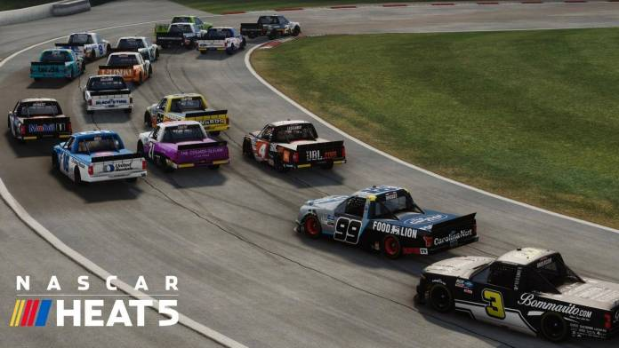 NASCAR Heat 5 ya está disponible 11