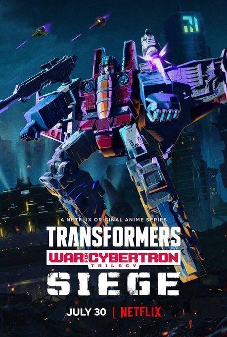 ¡Mira las nuevas imágenes de Transformers: War for Cybertron de Netflix! 1