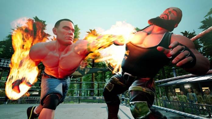 WWE 2K Battlegrounds: Conoce la fecha de salida y el roster oficial 1