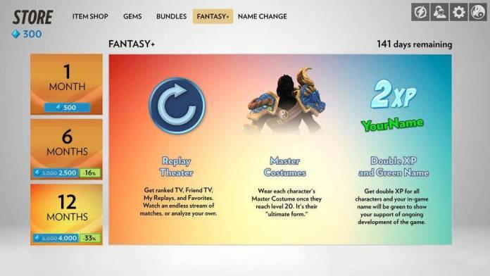 Fantasy Strike: ¡2 nuevos personajes y características totalmente gratis! 6