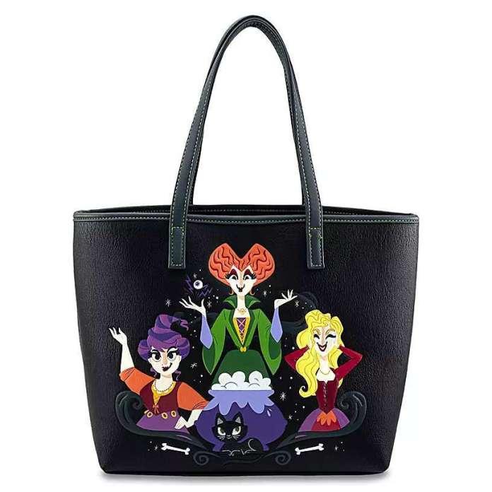 Lanzan línea de moda de Hocus Pocus para este Halloween 2
