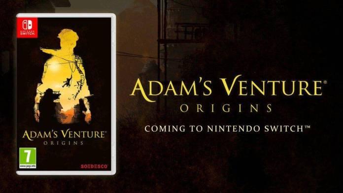 Adam's Adventure Origins llega el 25 de septiembre a Switch 1