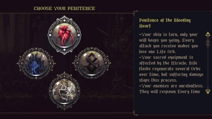 Se viene DLC gratuito para Blasphemous 2
