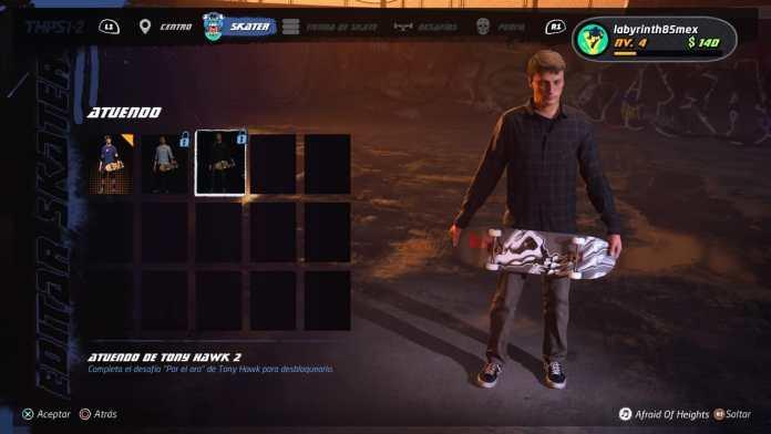 Tony Hawk Pro Skater 1+2, justo en la nostalgia 2