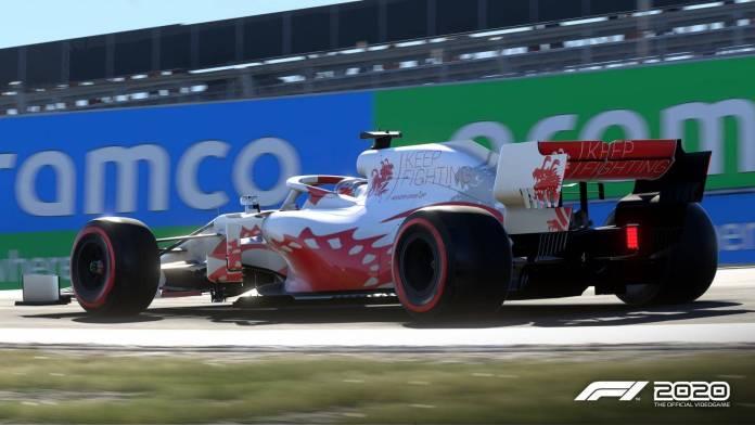 F1 2020 apoya a la 'Keep Fighting Foundation' en honor a Michael Schumacher 5