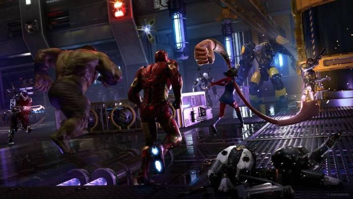 Reseña: Marvel's Avengers (PS4) 17