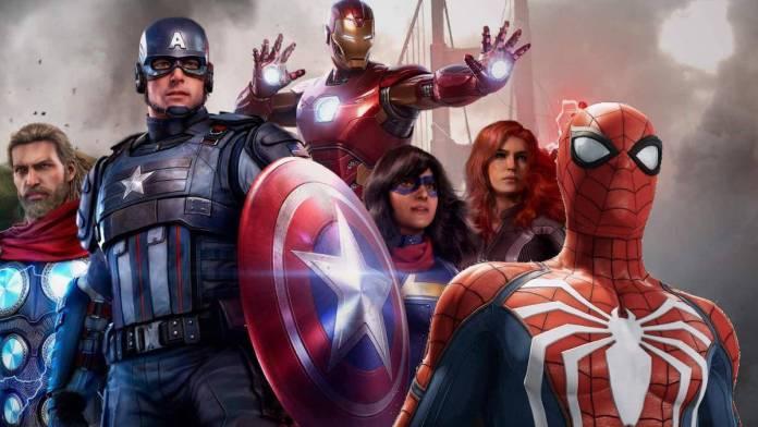Marvels Avengers Spider-man