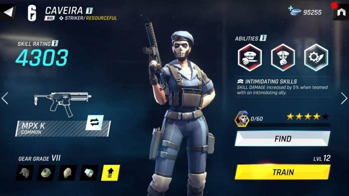 Ya está disponible Tom Clancy's Elite Squad para dispositivos móviles 7