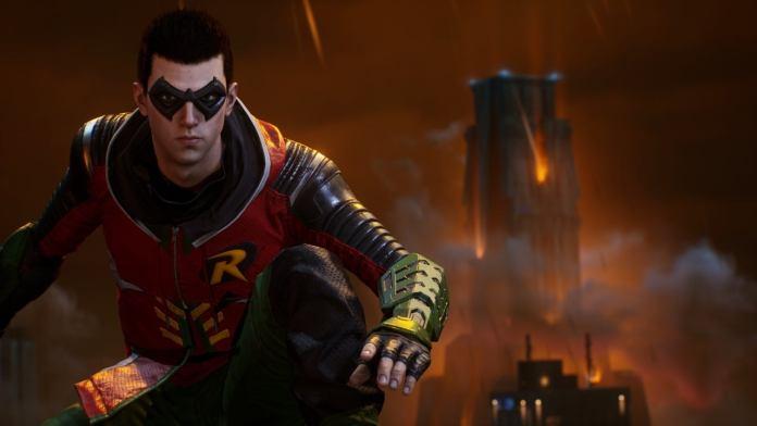 DC FanDome: Mira los trajes que se usarán en el juego de Gotham Knights 1