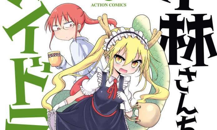 La temporada 2 de Miss Kobayashi's Dragon Maid será producida por Kyoto Animation 1