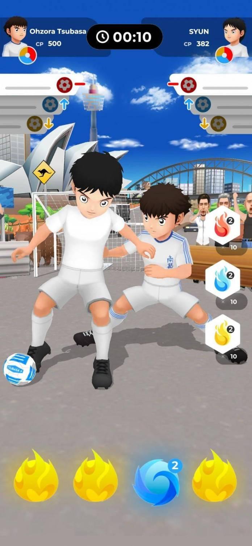 Tsubasa+ ya te permite jugar en tiempo real por todo el mundo 1