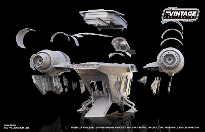 Conoce la nueva creación de HasLab para los amantes de Star Wars 8
