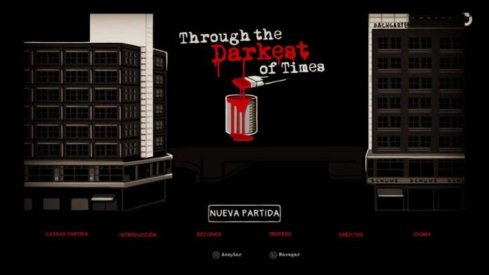 Reseña: Through the darkest of times 1