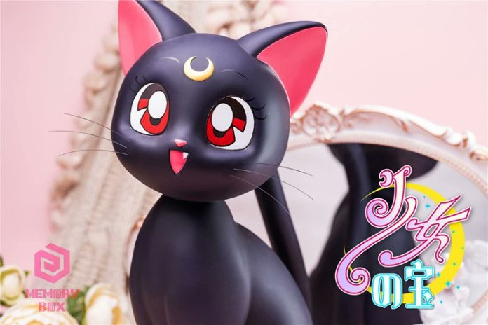 """Luna"" de Sailor Moon tendrá una figura de tamaño real 3"