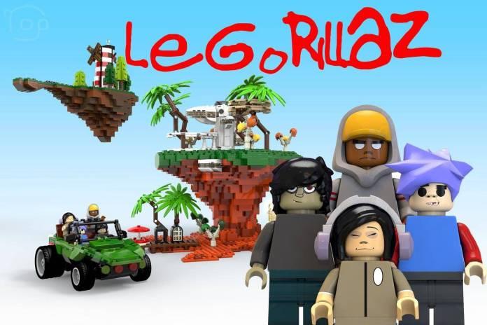 Rumor: ¡Lego tendrá sets dedicados a la música en 2021! 8