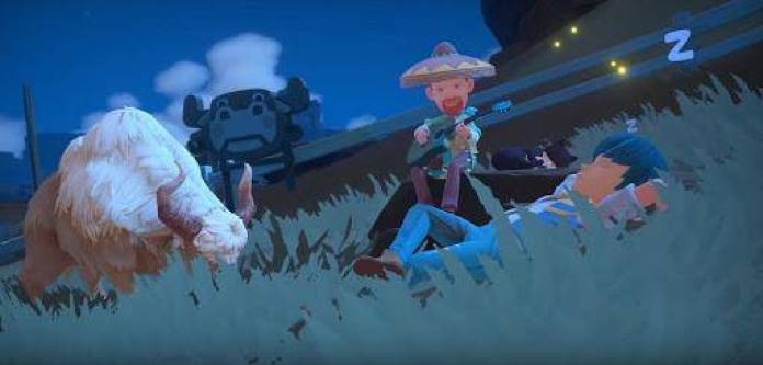 My Time at Sandrock llegará a PS4, Xbox One, Switch, PC, PS5 y Xbox Series 1